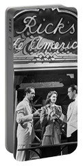 On The Casablanca Set Portable Battery Charger