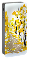 On The Way To School Portable Battery Charger