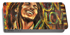 Bob Marley - One Love Portable Battery Charger