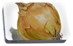 Onion Portable Battery Charger by Irina Sztukowski