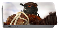 Open Range Saddle Portable Battery Charger