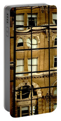 Portable Battery Charger featuring the photograph Open Windows by Christiane Hellner-OBrien