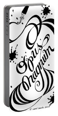 Opus Magnum Portable Battery Charger