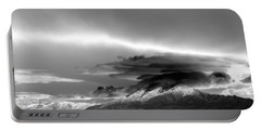 Portable Battery Charger featuring the photograph Oquirrh Range Utah by Ron White