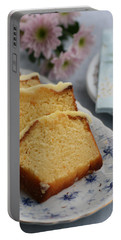 Orange Cake Portable Battery Charger