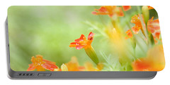 Orange Meadow Portable Battery Charger
