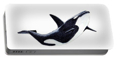 Orca - Killer Whale Portable Battery Charger