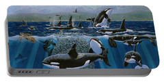 Orca Play Re009 Portable Battery Charger by Carey Chen