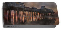 Orchard Beach Glorious Morning Portable Battery Charger