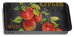Orchard Fresh Apples-jp2638 Portable Battery Charger
