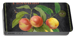 Orchard Fresh Peaches-jp2640 Portable Battery Charger