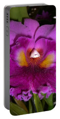 Orchid Flames Portable Battery Charger