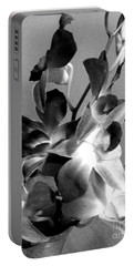 Orchids 2 Bw Portable Battery Charger