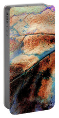 Organic Portable Battery Charger by Jacqueline McReynolds