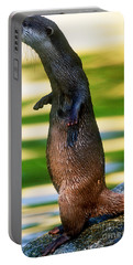 Oriental Small-clawed Otter Portable Battery Charger