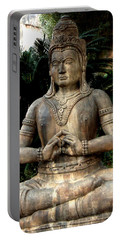 Oriental Statue Portable Battery Charger
