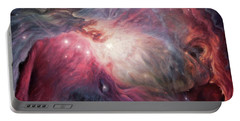 Orion Nebula M42 Portable Battery Charger