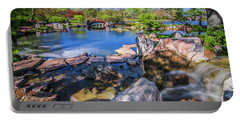 Osaka Japanese Garden Portable Battery Charger