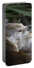 Otter And Family Portable Battery Charger