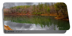 Otter Lake Reflections Portable Battery Charger