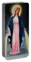 Our Lady Of Grace II Portable Battery Charger