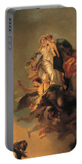 Our Lady Of Mount Carmel  Portable Battery Charger