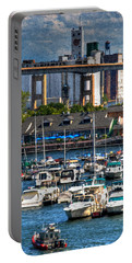 Out At The Harbor V3 Portable Battery Charger