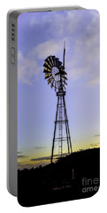 Outback Windmill Portable Battery Charger