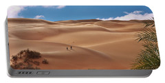 Over The Dunes Portable Battery Charger