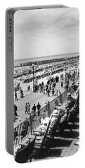 Overlooking The Boardwalk Portable Battery Charger