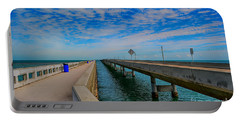 Overseas Highway Florida Keys Portable Battery Charger