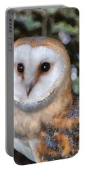 Owl - Bright Eyes 2 Portable Battery Charger