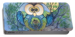 Owl Take Care Of You Portable Battery Charger