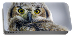 Owlet Close-up Portable Battery Charger