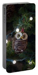 Owly Christmas Portable Battery Charger