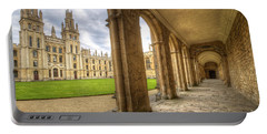 Oxford University - All Souls College 2.0 Portable Battery Charger