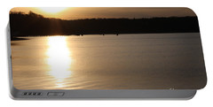 Oyster Bay Sunset Portable Battery Charger