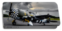 P-47 Sunset Portable Battery Charger