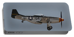 P-51 Landing Configuration Portable Battery Charger