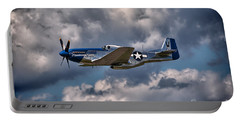 P-51 Mustang Portable Battery Charger