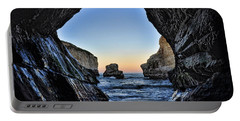 Portable Battery Charger featuring the photograph Pacific Coast - 2 by Mark Madere