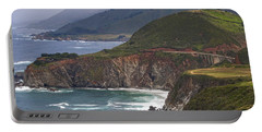 Pacific Coast View Portable Battery Charger