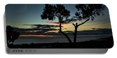Portable Battery Charger featuring the photograph Pacific Evening by Michael Gordon