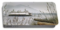 Pacific Northwest Ferry Portable Battery Charger