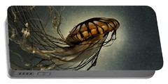 Pacific Sea Nettle Portable Battery Charger