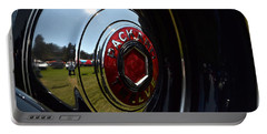 Portable Battery Charger featuring the photograph Packard - 2 by Dean Ferreira