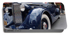 Packard 1207 Convertible 1935 Portable Battery Charger