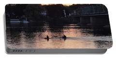 Paddling For Home Portable Battery Charger