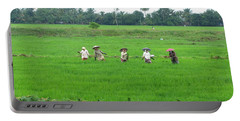 Paddy Field Workers Portable Battery Charger