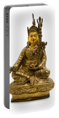 Portable Battery Charger featuring the photograph Padmasambhava by Fabrizio Troiani